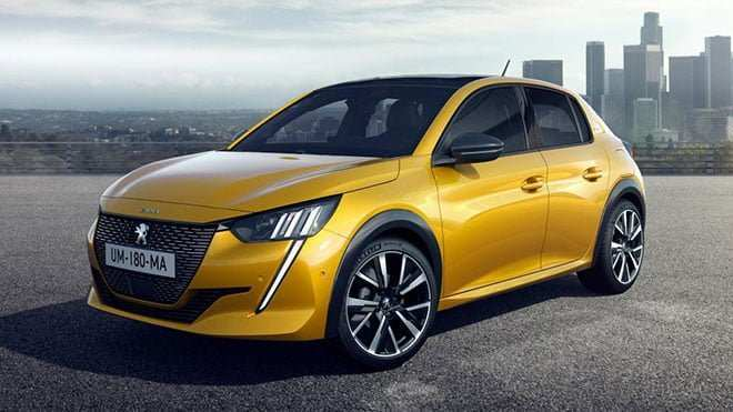 80 All New Peugeot En 2019 Concept And Review
