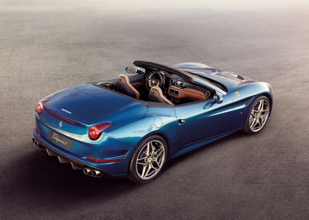 80 Best 2019 Ferrari California Price Concept