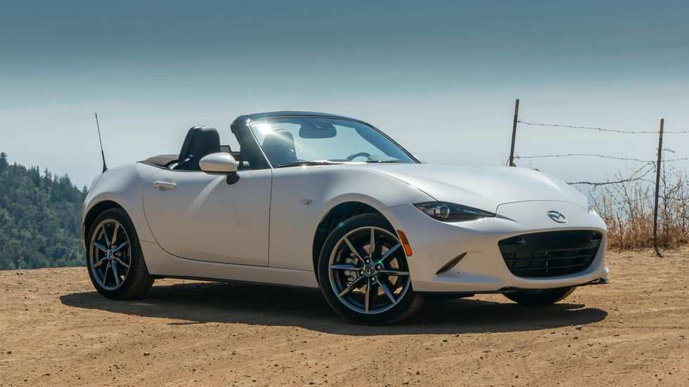 80 Best 2019 Mazda Mx 5 Release Date And Concept