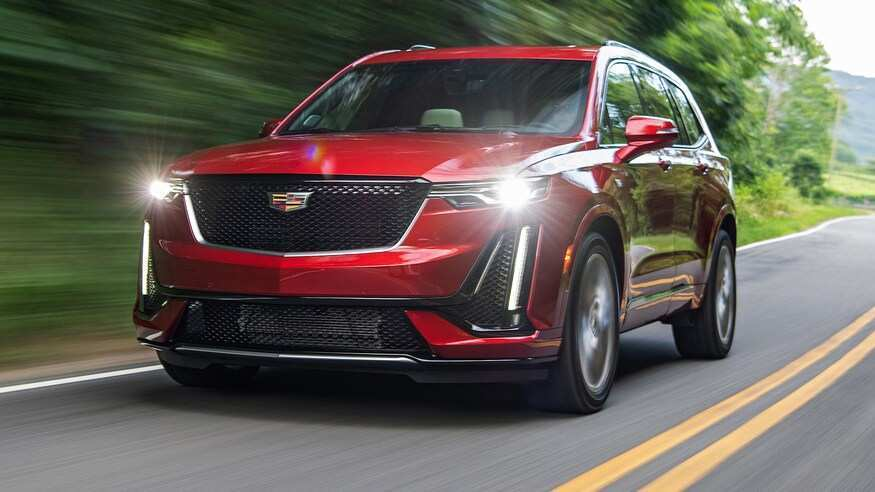 80 Best 2020 Cadillac Xt6 Review Prices