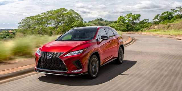 80 Best Toyota Lexus 2020 Photos