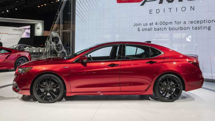 80 New 2019 Acura Tlx Rumors Redesign And Review
