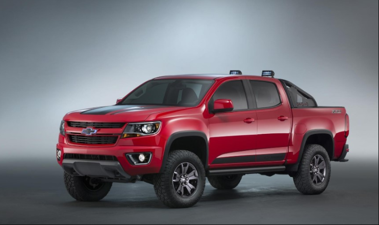 80 New 2020 Chevrolet Colorado Updates Spy Shoot