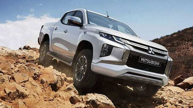 80 New Mitsubishi Sportero 2019 Specs And Review