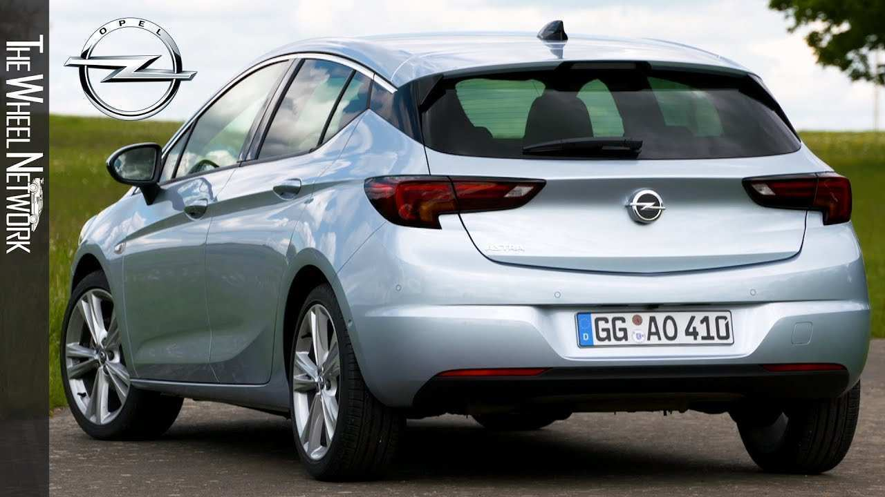 80 New Opel Astra 2020 Interior Model