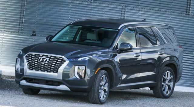 80 New When Will The 2020 Hyundai Palisade Be Available Exterior