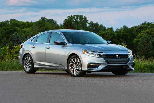 80 The 2019 Honda Insight Review Redesign And Concept