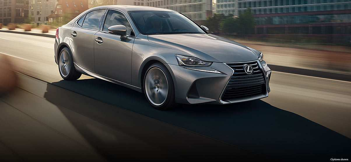 80 The 2019 Lexus Is350 F Sport Overview