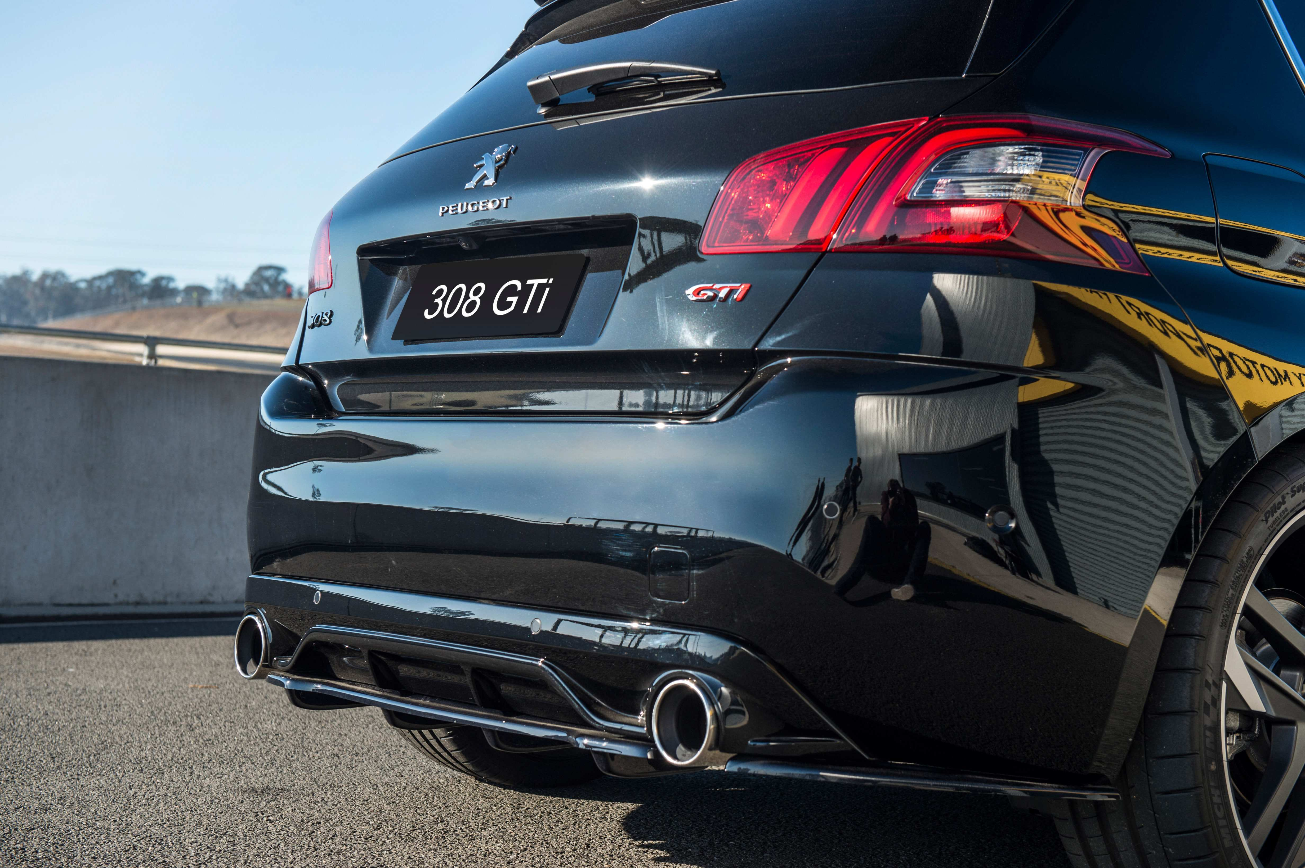 80 The 2019 Peugeot 308 Gti Style