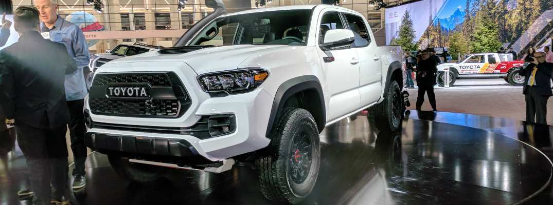 80 The 2019 Toyota Tacoma News Specs And Review