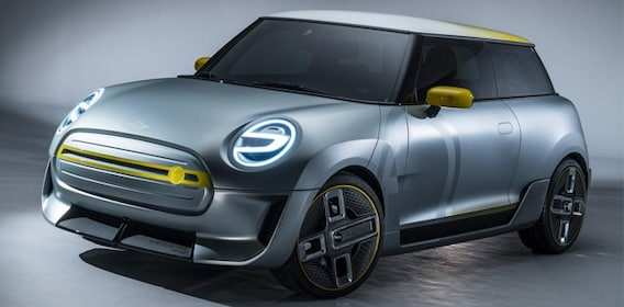 80 The Best 2019 Electric Mini Cooper Release Date
