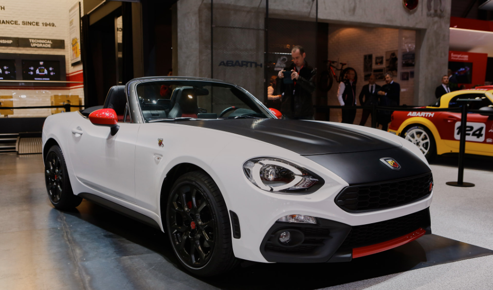 80 The Best 2019 Fiat 124 Changes Reviews