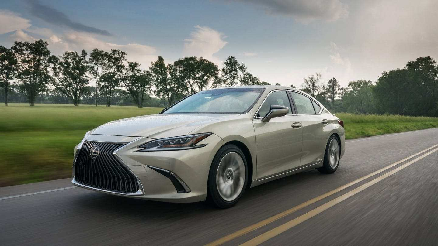80 The Best 2019 Lexus Hybrid Price And Release Date