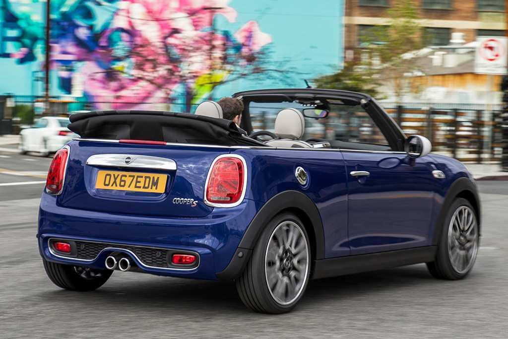 80 The Best 2019 Mini Convertible Review Spy Shoot