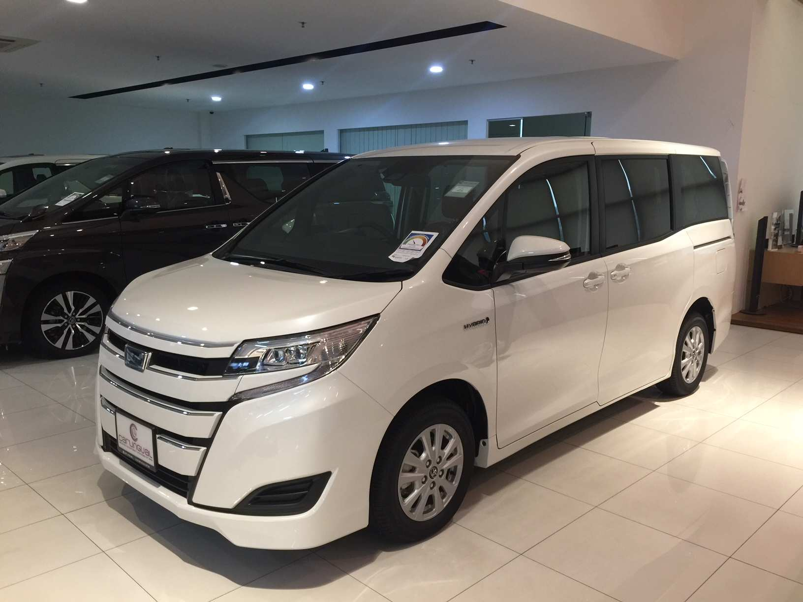 80 The Best 2019 Toyota Noah Exterior And Interior