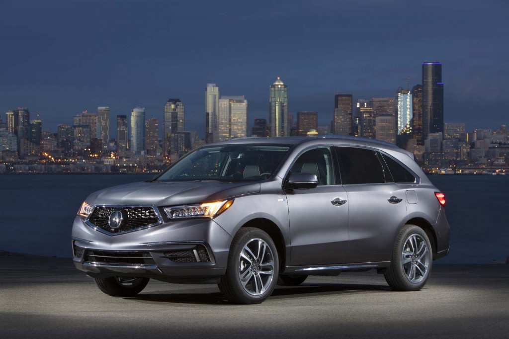 80 The Best New Acura Mdx 2020 Images