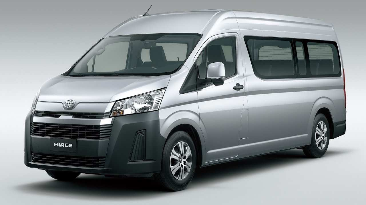 80 The Best Toyota Van 2020 Price Design And Review