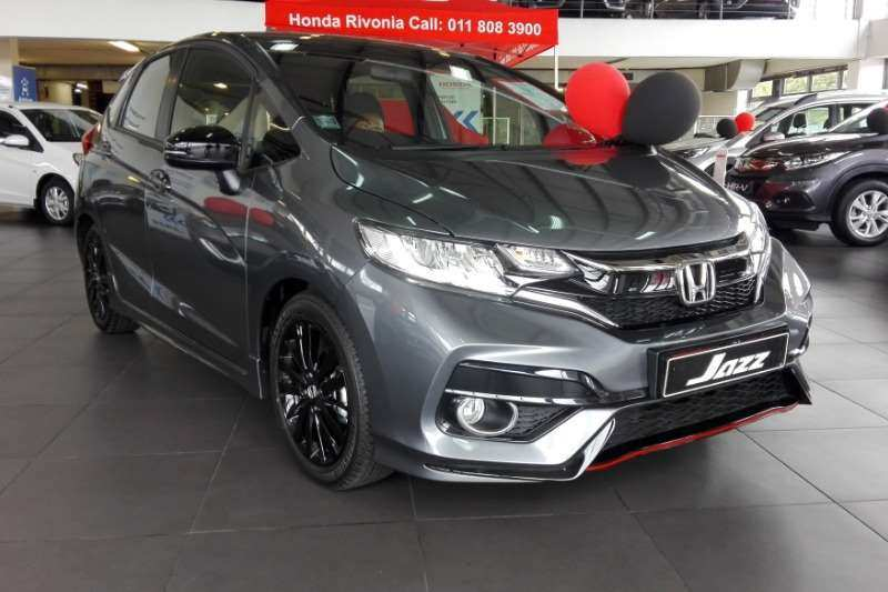 80 The Honda Jazz 2019 Model History