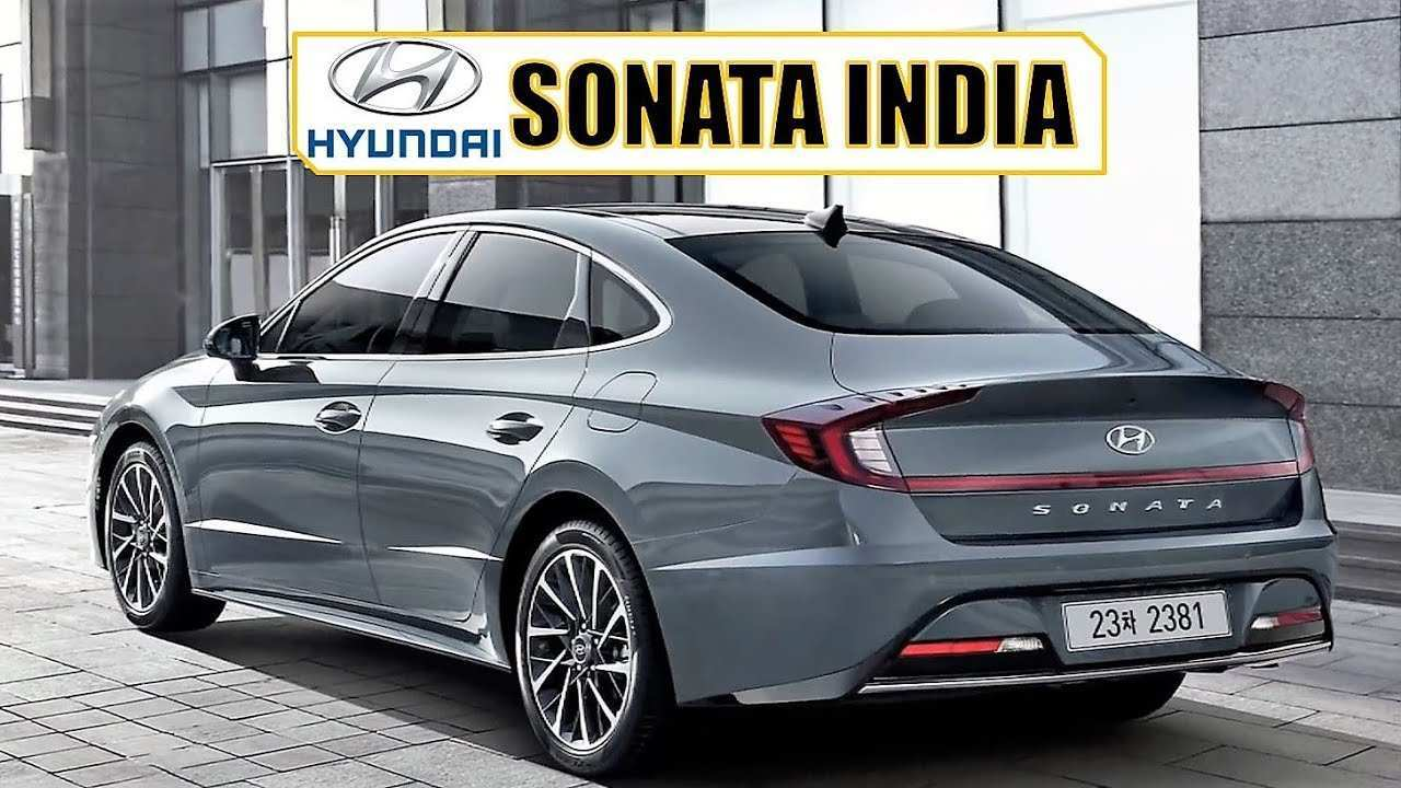 80 The Hyundai Sonata 2020 Price In India Prices