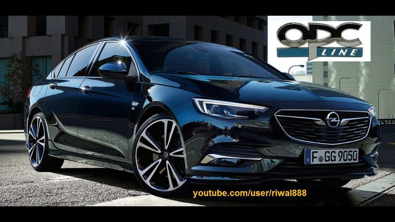 80 The Opel Insignia Opc 2020 Images