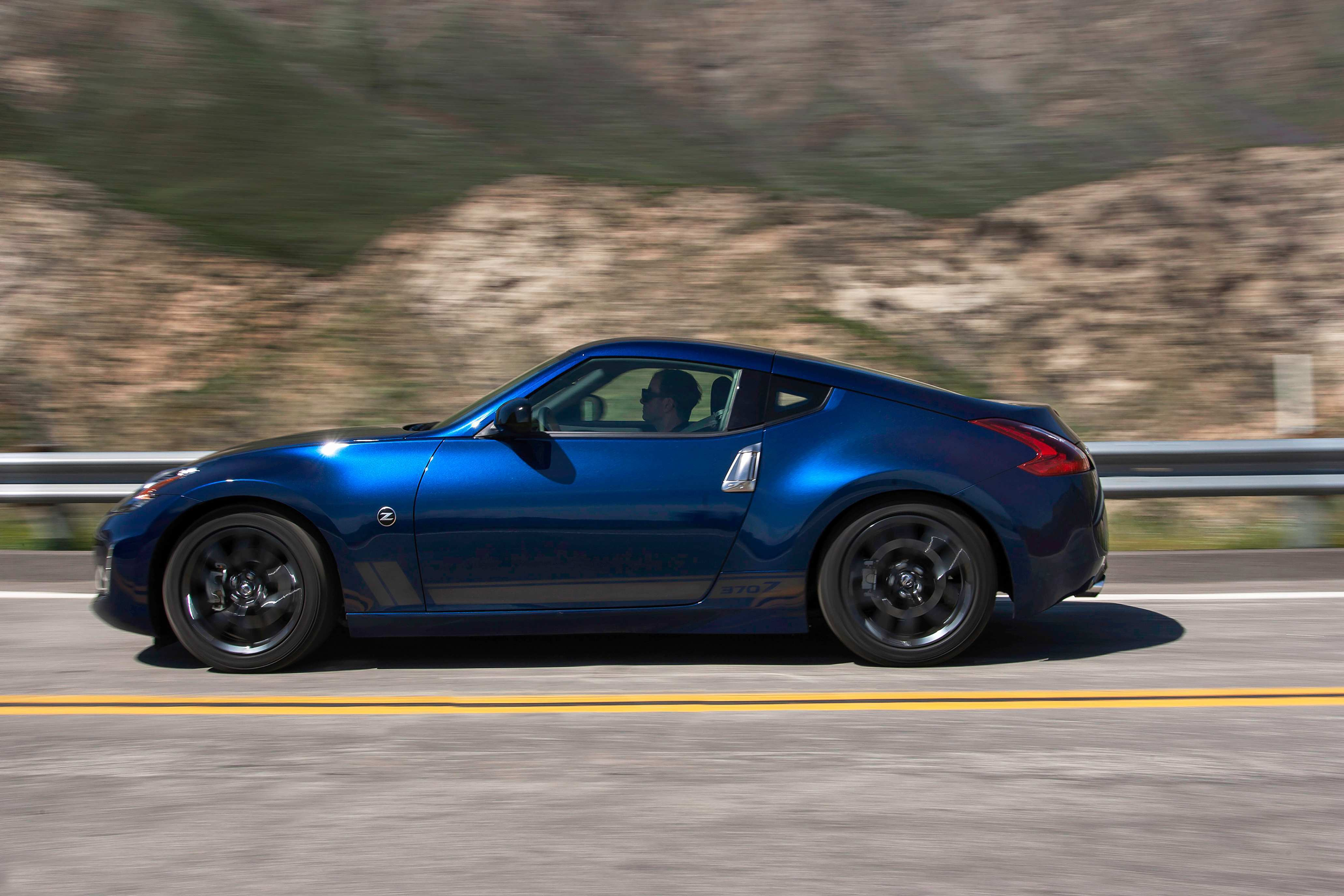 81 A 2019 Nissan 370Z Heritage Edition Exterior And Interior