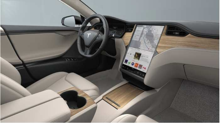 81 A 2019 Tesla Interior Photos
