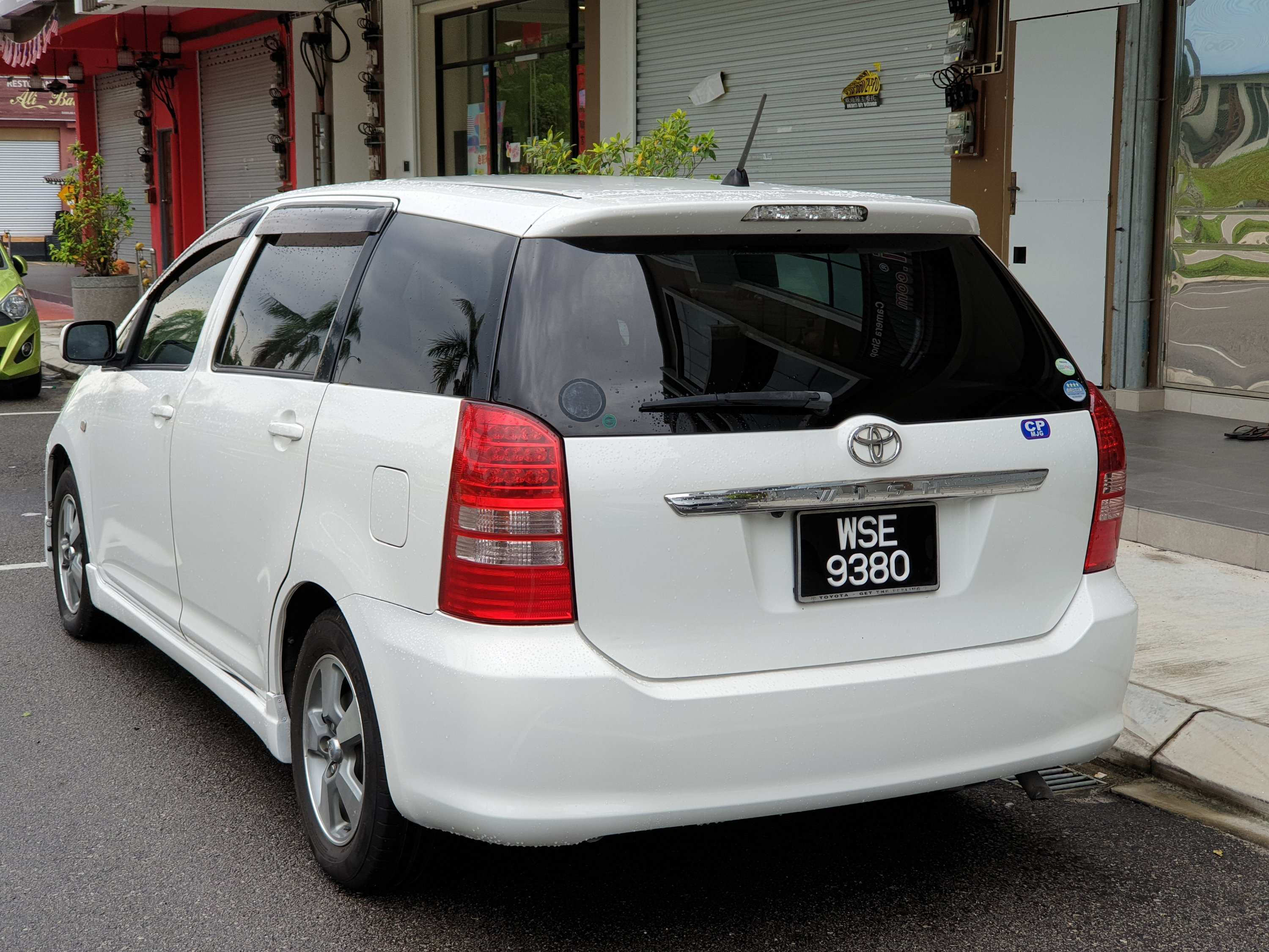 81 A 2019 Toyota Wish Performance And New Engine