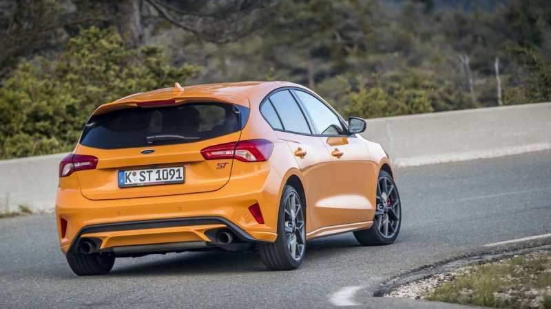 81 A Ford Focus 2020 Spesification