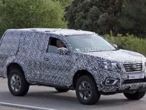 81 All New 2019 Nissan Pathfinder Spy Shots New Model And Performance