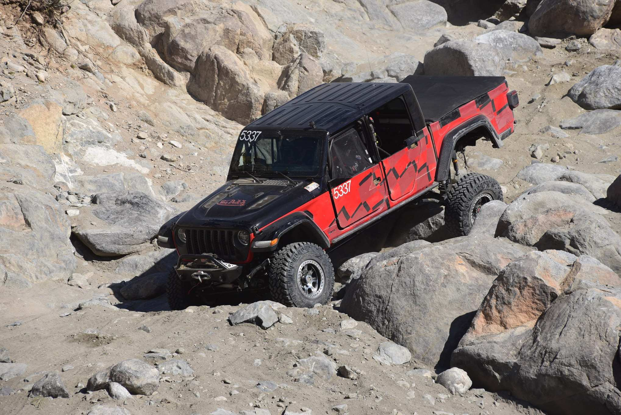 81 All New 2020 Jeep Gladiator King Of The Hammers History