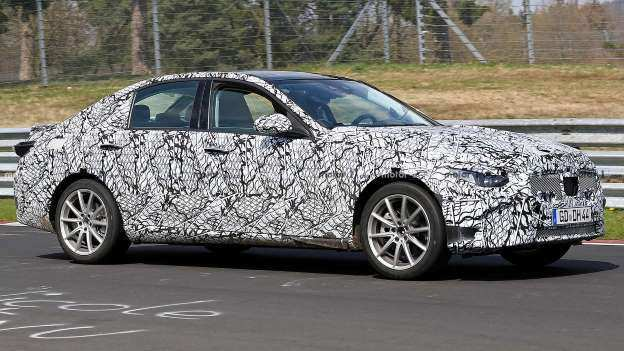 81 All New 2020 Mercedes C Class Concept