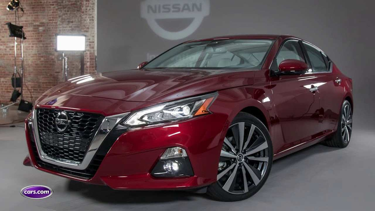 81 All New 2020 Nissan Maxima Youtube Concept And Review