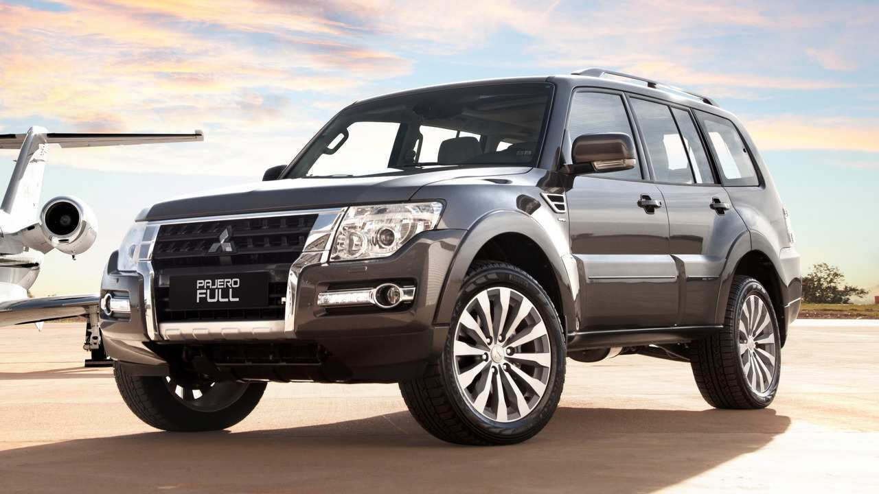 81 All New Mitsubishi Pajero Full 2020 Review And Release Date