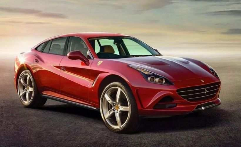 81 Best Ferrari Suv 2020 Review And Release Date