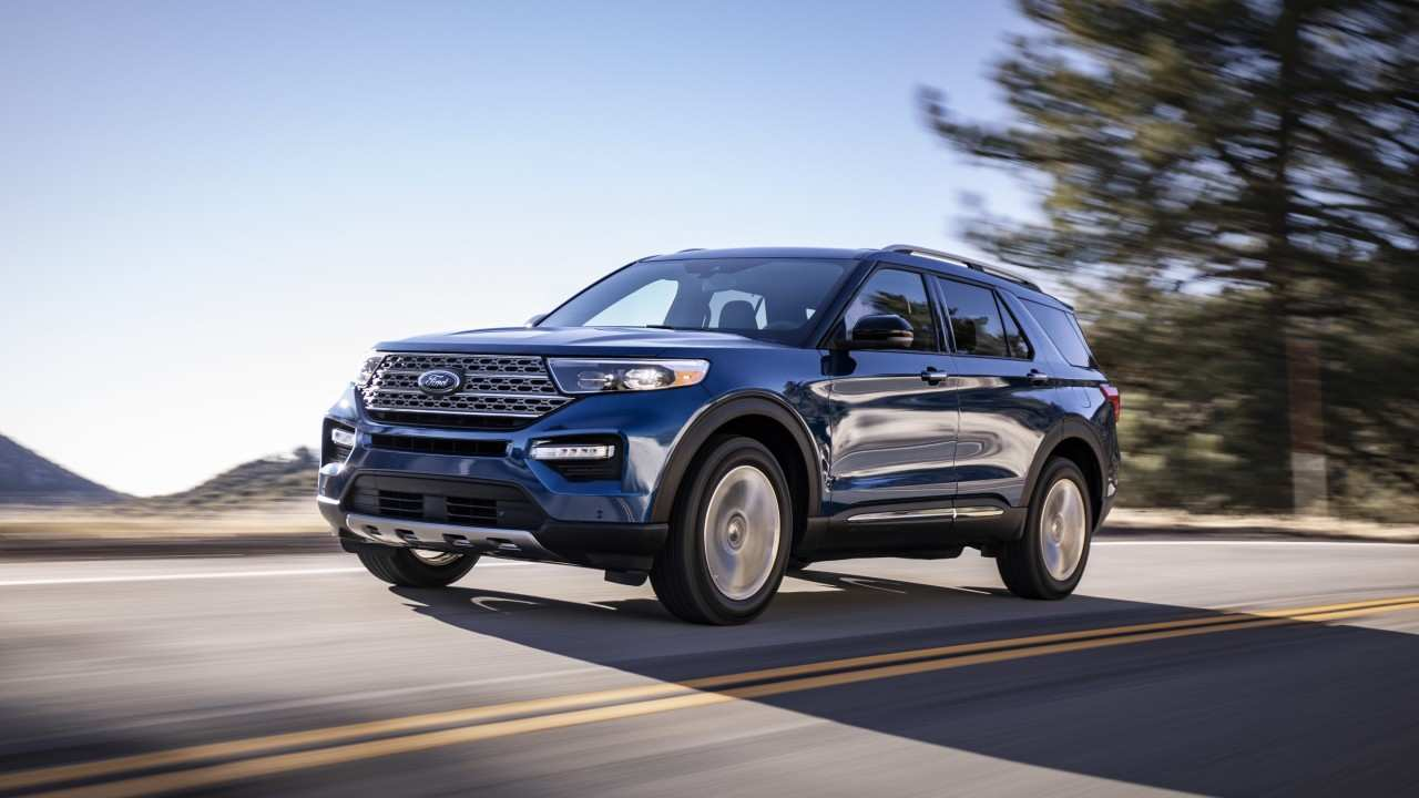 81 Best Ford Unveils The New 2020 Explorer Research New