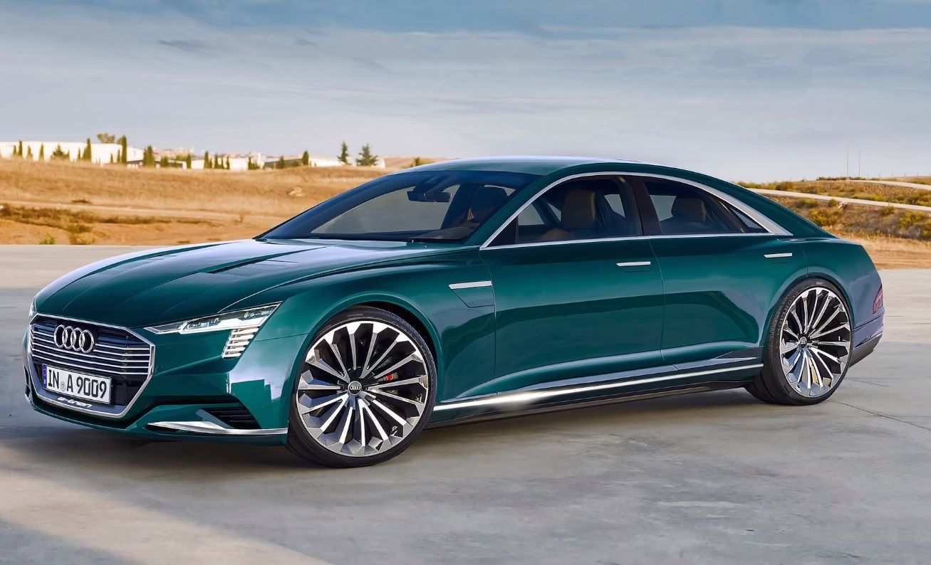 81 New 2020 Audi A9 C E Tron New Review