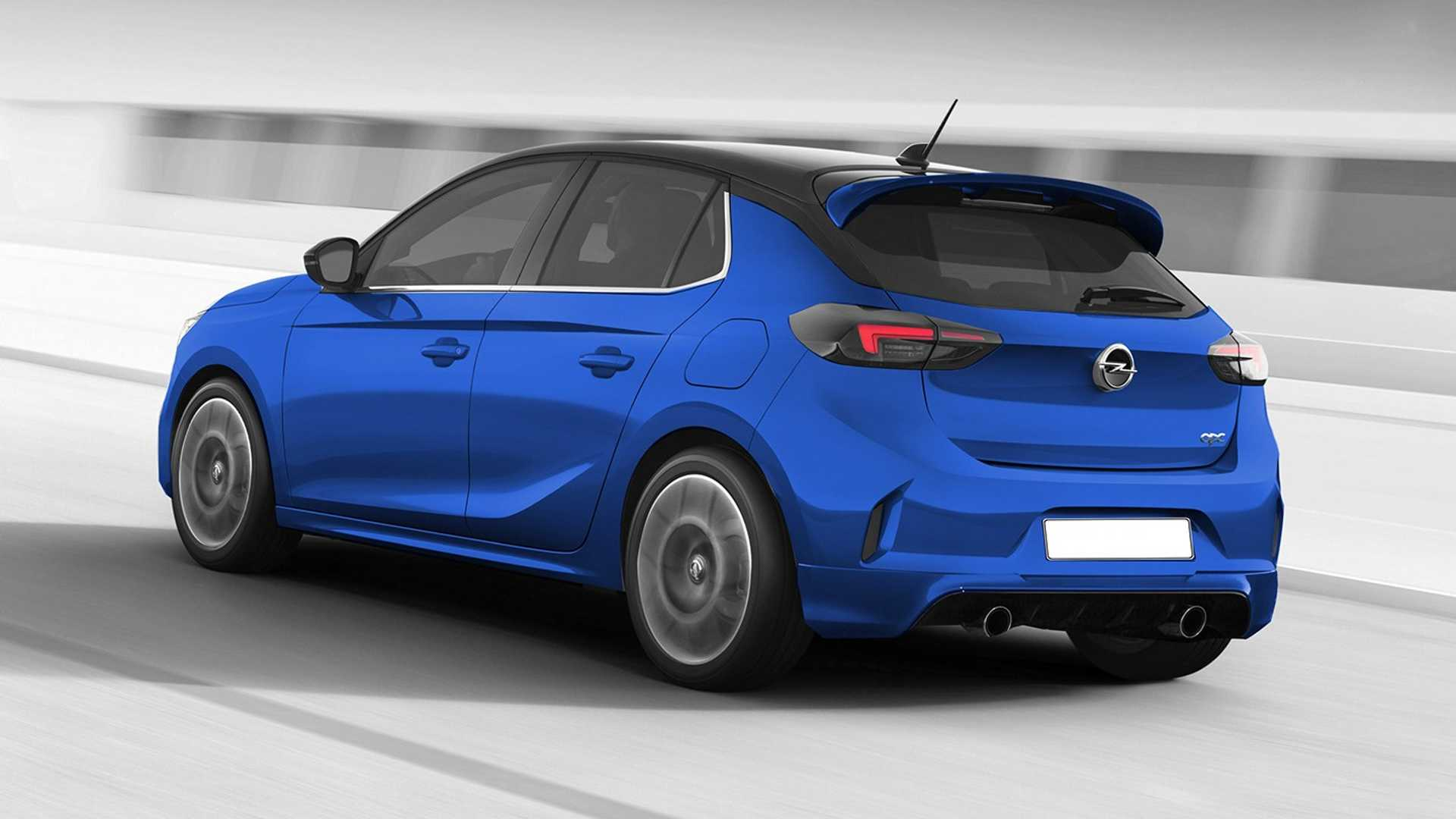 81 New Opel Corsa 2020 Rendering Research New