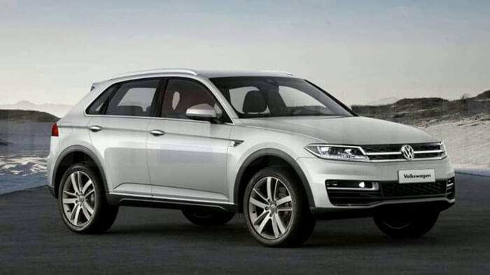 81 New Volkswagen Suv 2020 Release Date And Concept