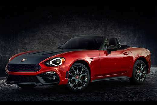 81 The 2019 Fiat 124 Changes Price And Review
