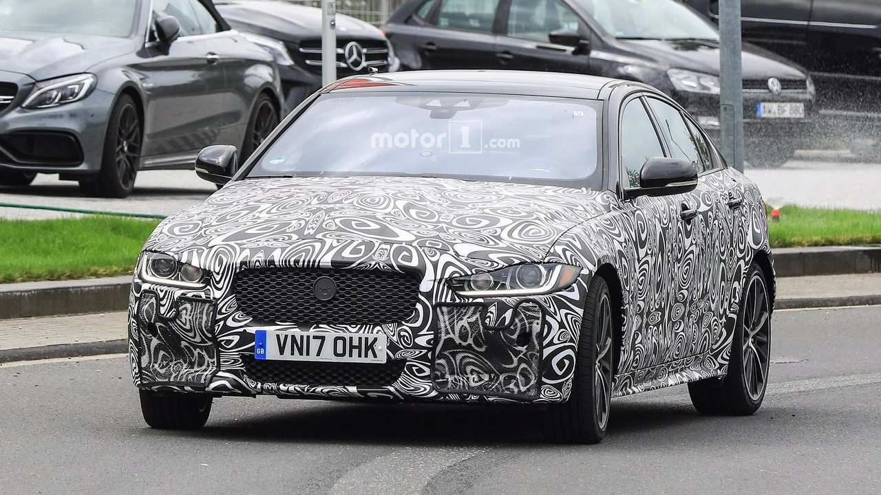 81 The 2019 Jaguar Xe Release Date Redesign And Concept
