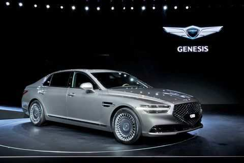 81 The 2020 Genesis Redesign