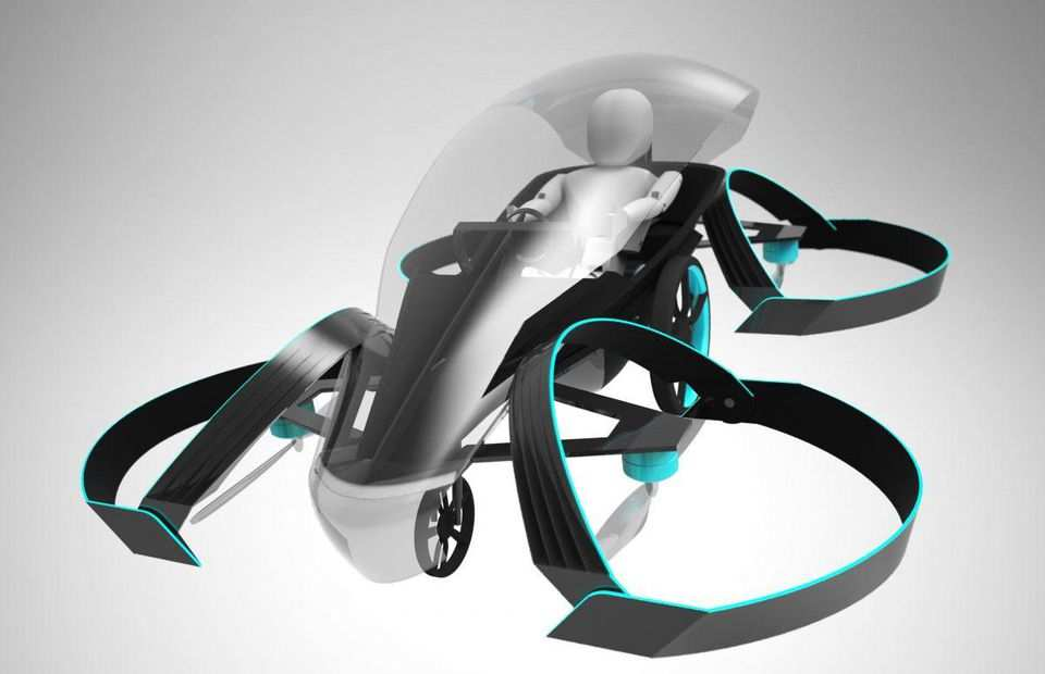 81 The 2020 Toyota Flying Car Concept And Review