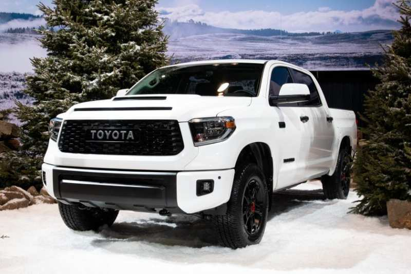 81 The 2020 Toyota Tundra Trd Pro Release Date And Concept