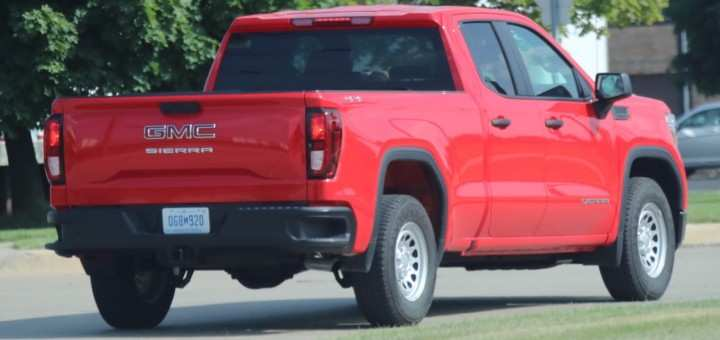 81 The Best 2019 Gmc New Tailgate Redesign And Concept