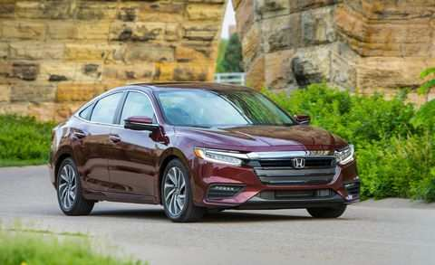 81 The Best 2019 Honda Insight Review Concept And Review