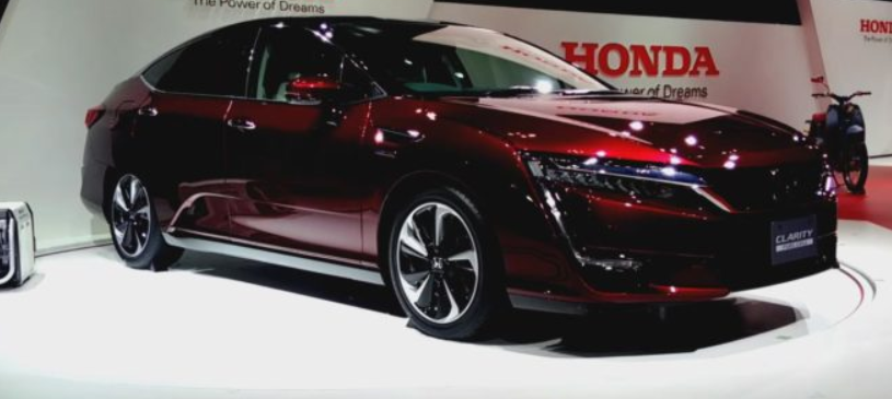 81 The Best 2020 Honda Clarity Plug In Hybrid Model