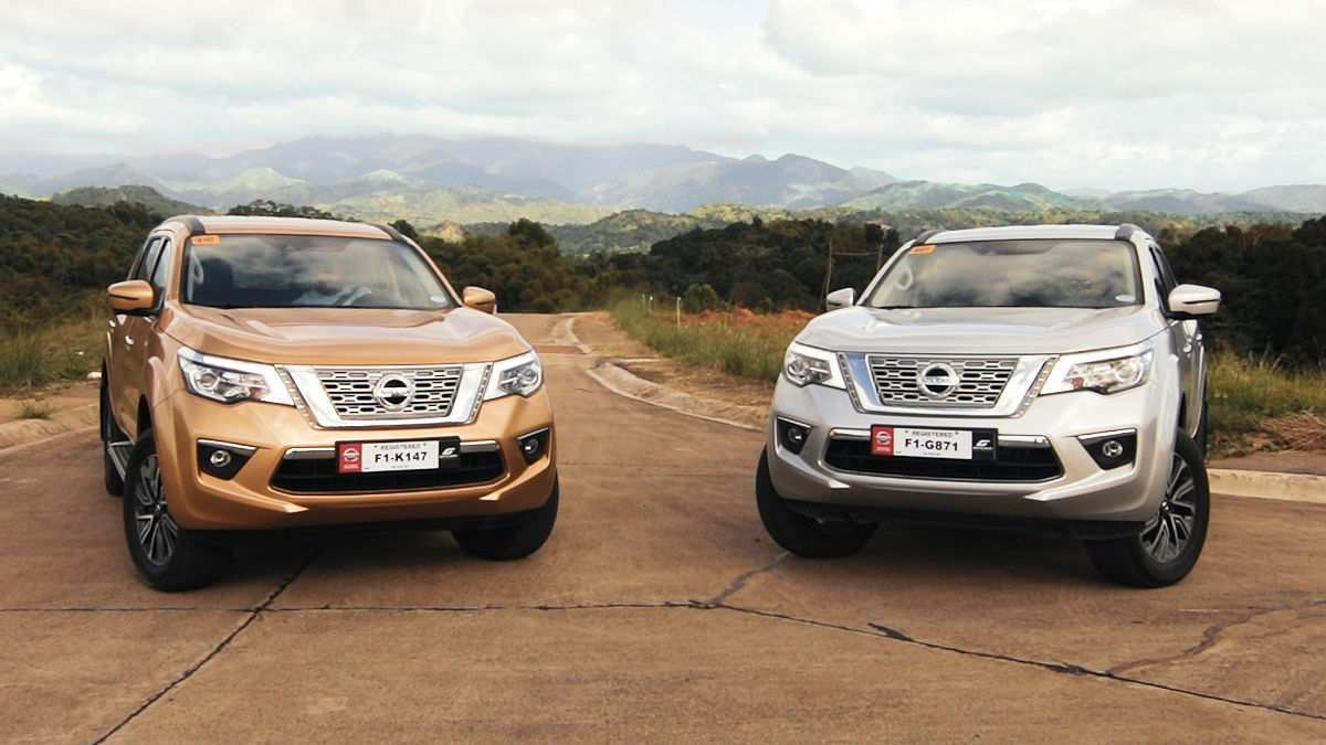 81 The Best Nissan Terra 2020 Philippines Spesification