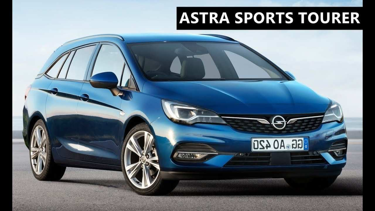 81 The Best Opel Astra 2020 Exterior And Interior