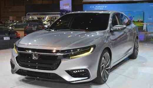 81 The Best What Will The 2020 Honda Accord Look Like Exterior