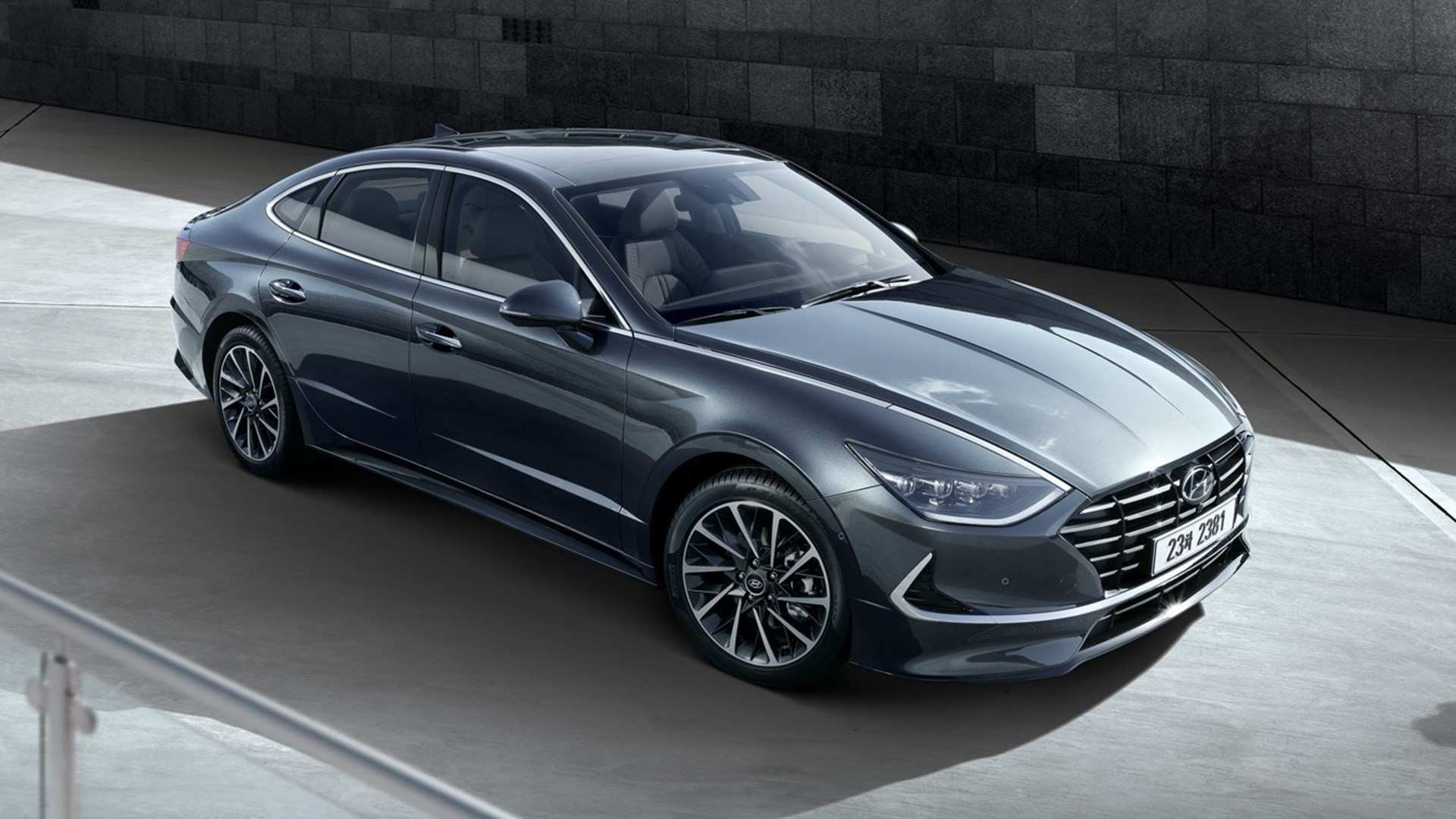 81 The Hyundai Sonata 2020 Release Date Redesign